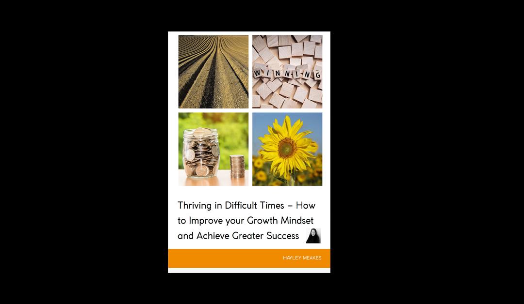 Free Growth Mindset e-book