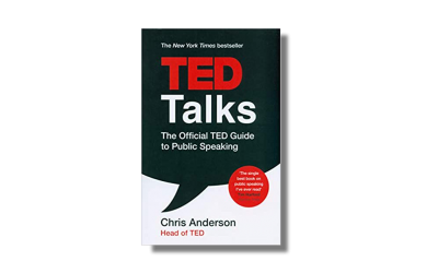 TED Talks – The Official TED Guide to Public Speaking – Chris Anderson – Book Review