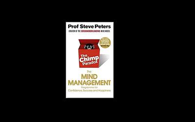 The Chimp Paradox – Professor Steve Peters – Book Review
