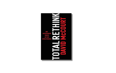 Total Rethink – David McCourt – Book Review