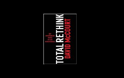 Total Rethink – David McCourt – Book Review