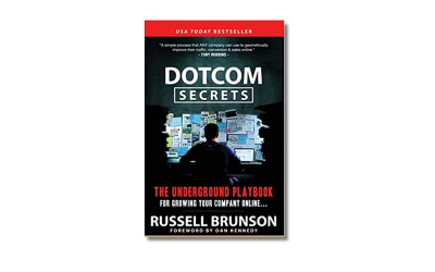 Dotcom Secrets – Russell Brunson – Book Review