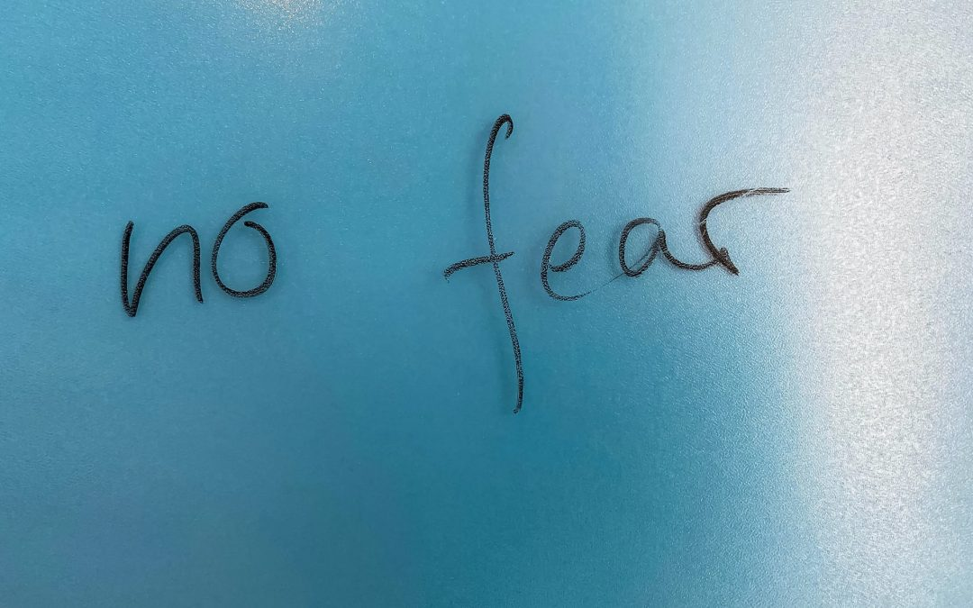 The 10 Biggest Fears Holding Us Back