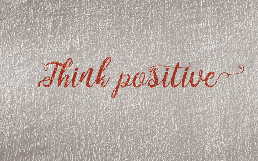 8 Ways to Stay Positive
