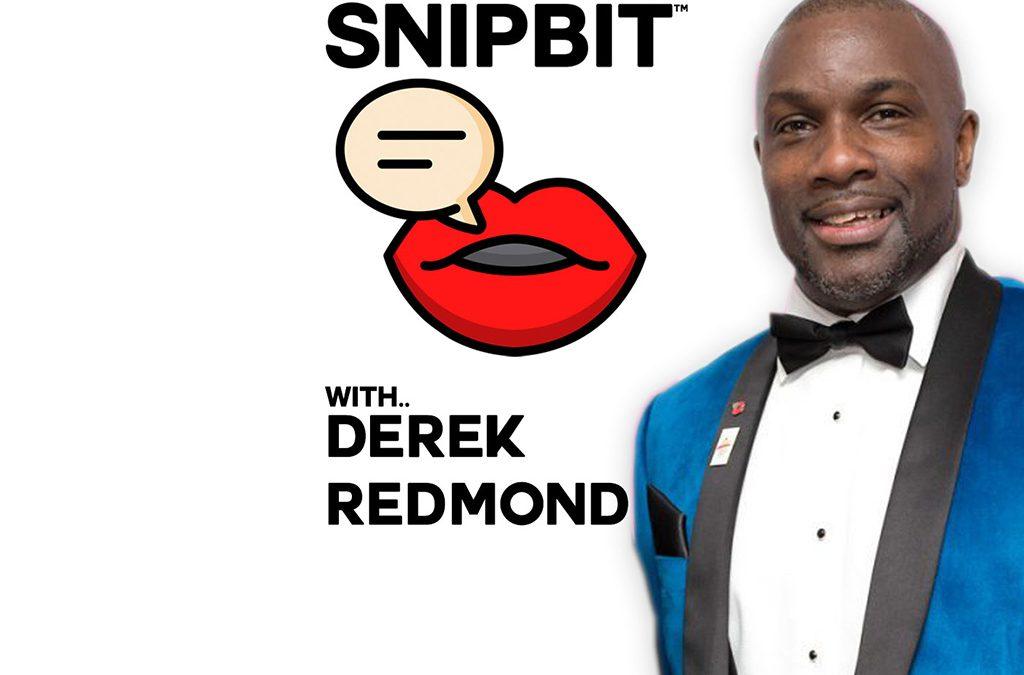 Derek Redmond SnipBit