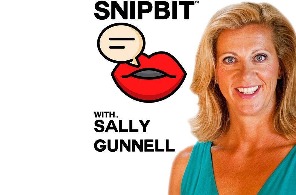 Sally Gunnell SnipBit