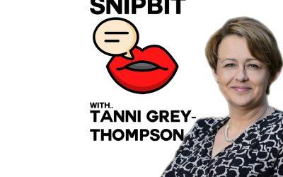 Tanni Grey Thompson SnipBit